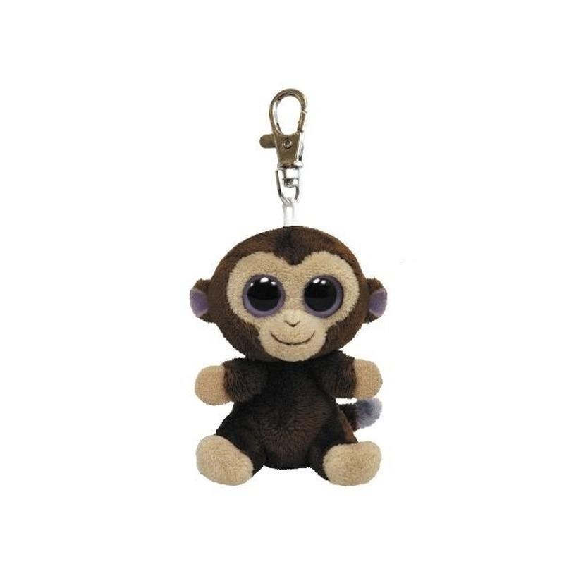 Aap Ty Beanie sleutelhanger 12 cm