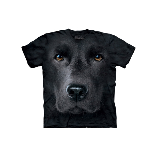 All-over print kids t-shirt met Labrador