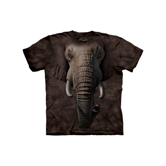 All-over print t-shirt olifant