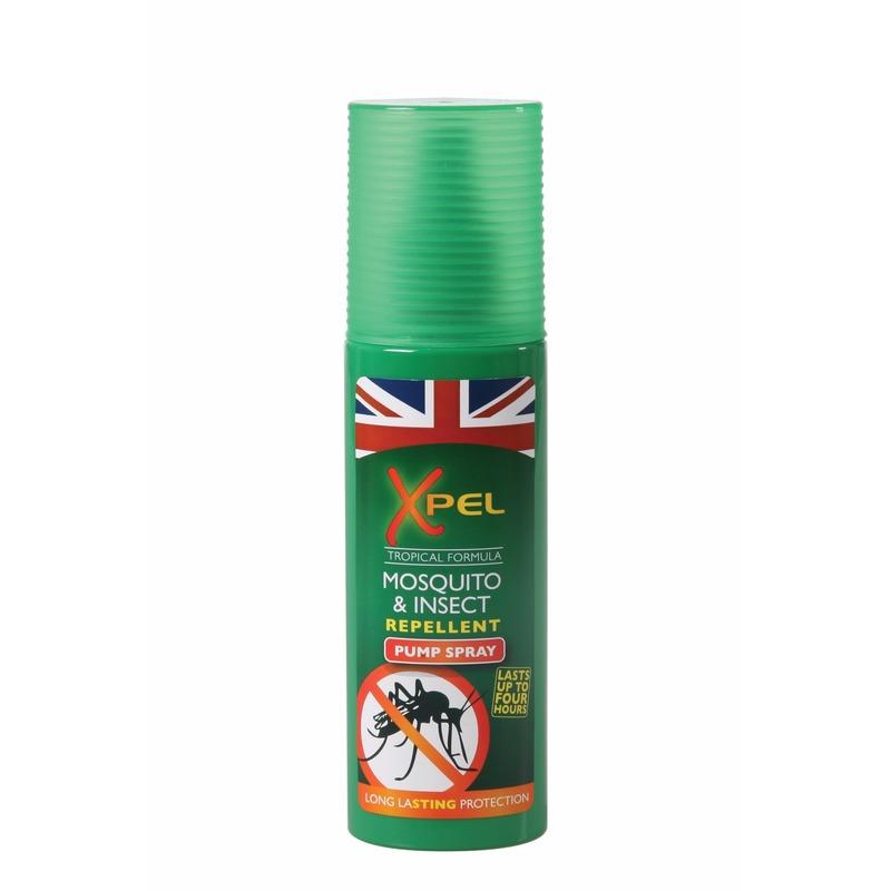 Anti-muggenspray met Deet 120 ml