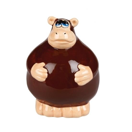 Apen spaarpotten 12 cm