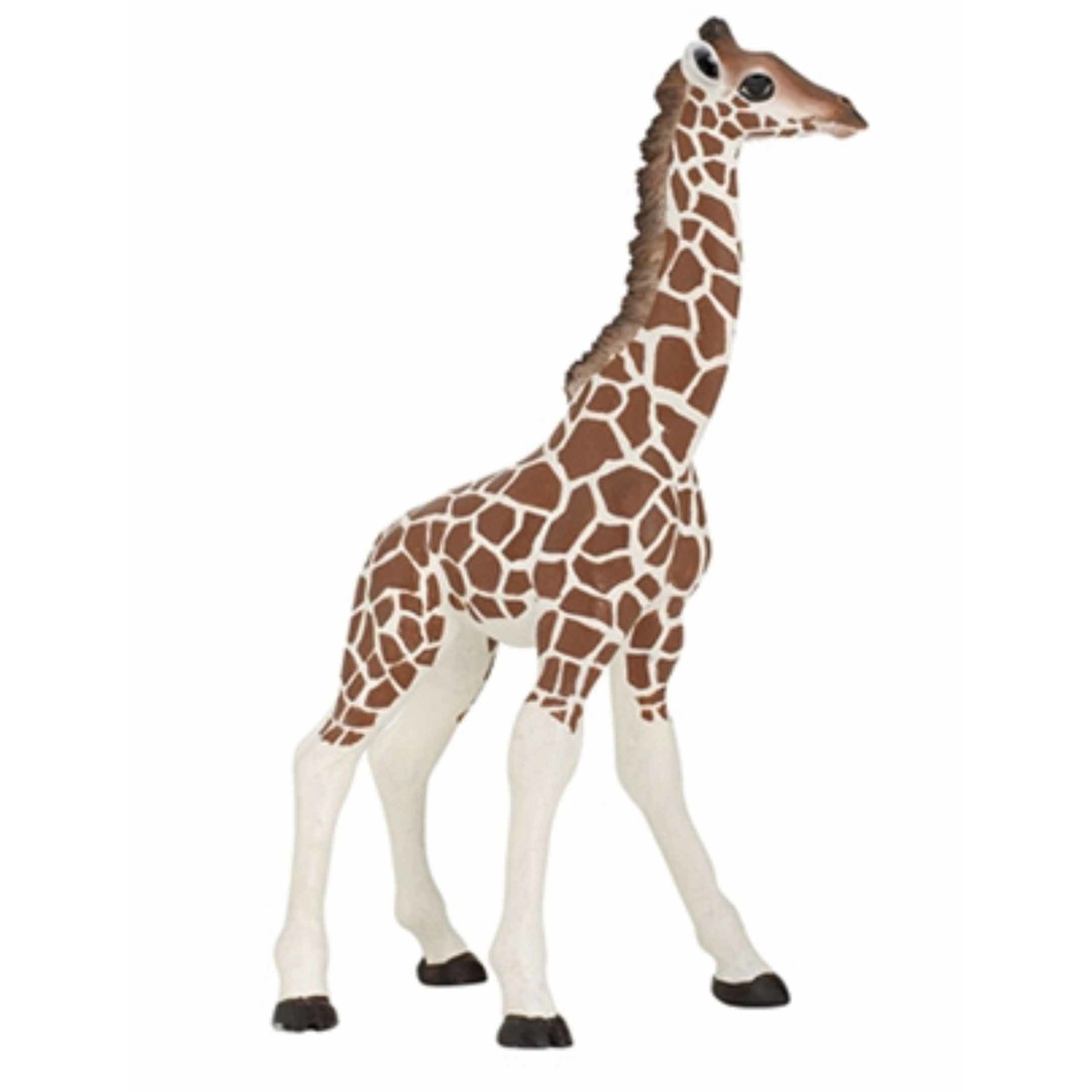 Baby giraffe speeldiertje 9 cm