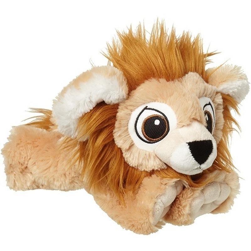 Bruine leeuwen knuffels 38 cm knuffeldieren