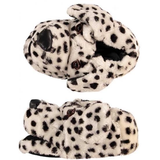 Dalmati?r pantoffels voor kinderen