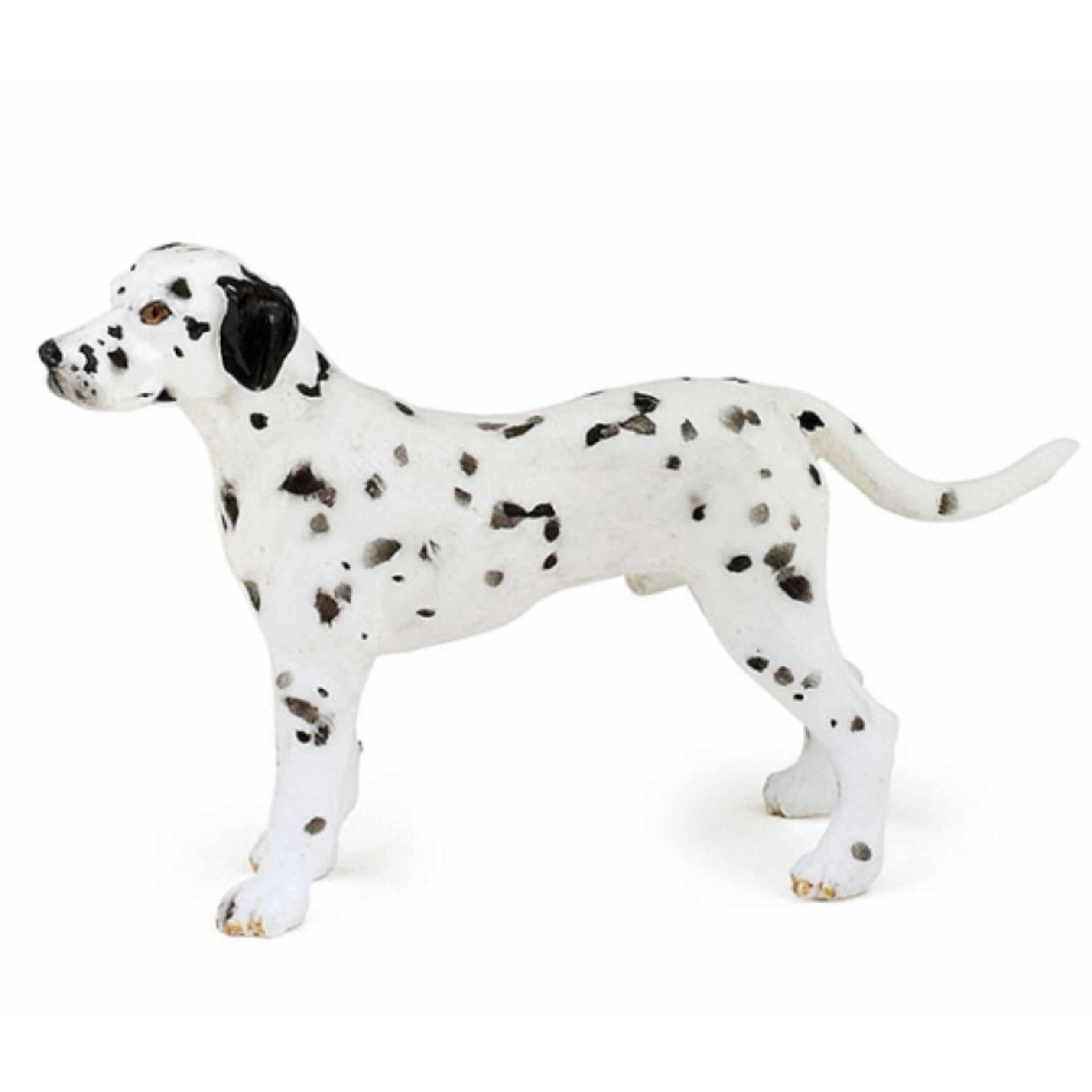 Dalmatier speeldiertje 10 cm