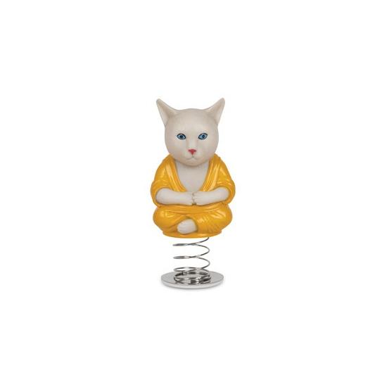 Dashboard poppetje katten boeddha