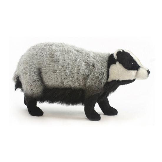 Afbeelding Dassen knuffels 44 cm door Animals Giftshop