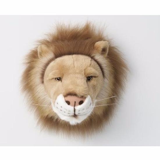 Decoratie leeuwenkop