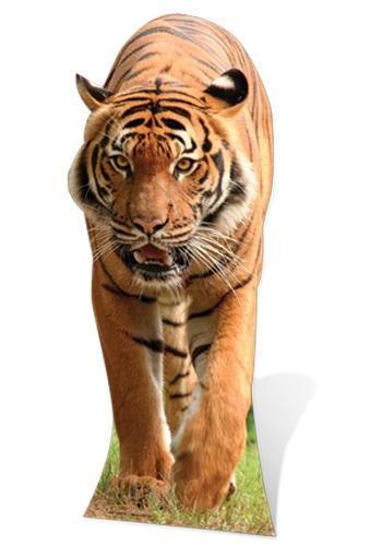Decoratiebord tijger 130 cm