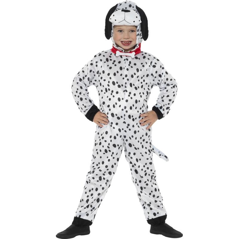 Dieren kostuum dalmatier voor kinderen