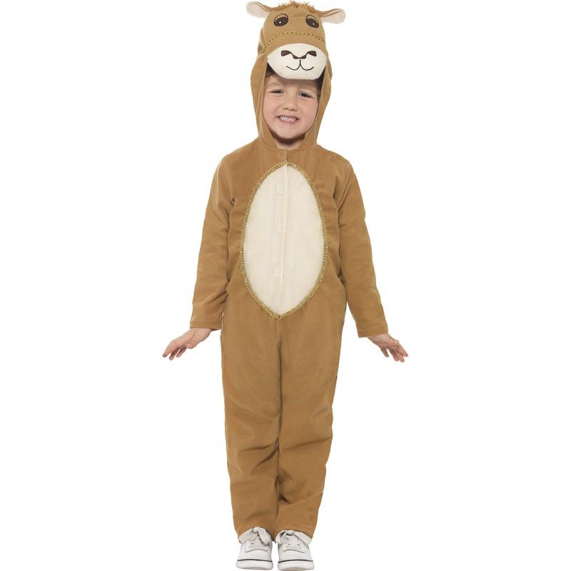 Dieren kostuum kameel voor kinderen