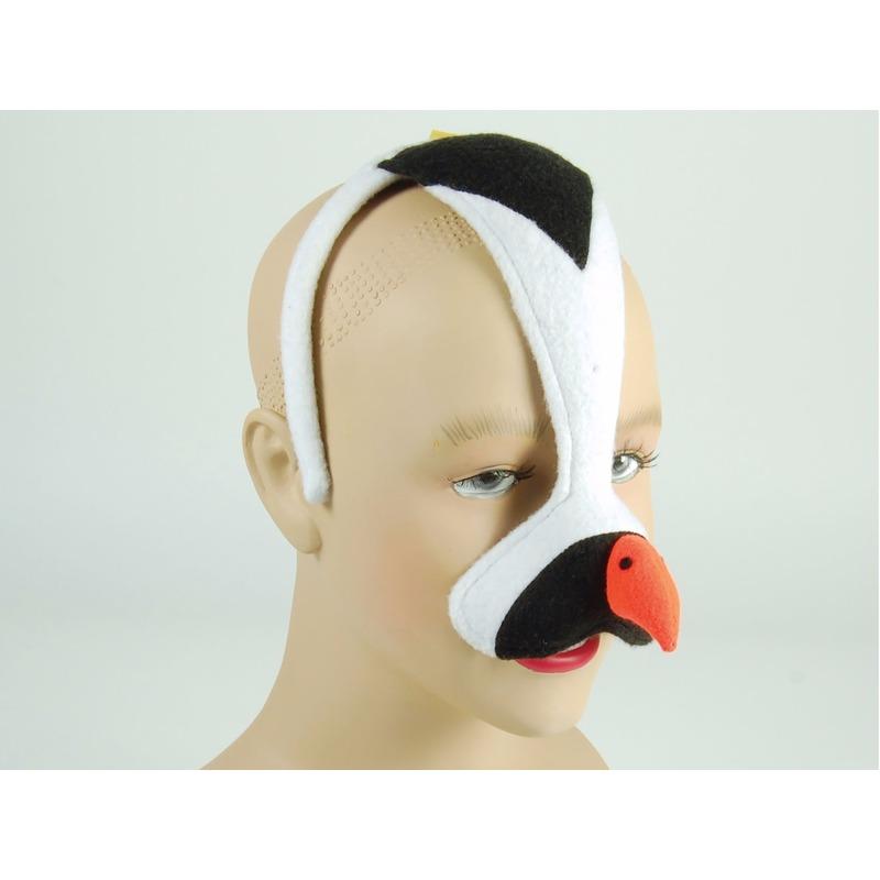 Dieren masker pinguin