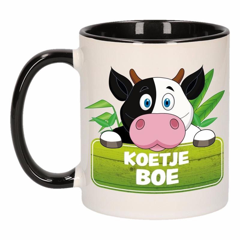 Dieren mok / koe beker Koetje Boe 300 ml