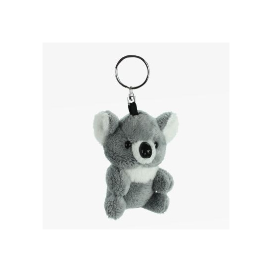 Dieren sleutelhanger koala 16 cm