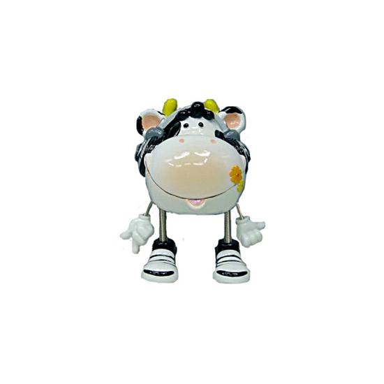 Dieren spaarpot koe 16 cm
