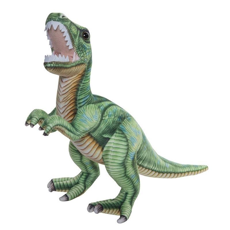 Dierenknuffel tyrannosaurus rex 35 cm