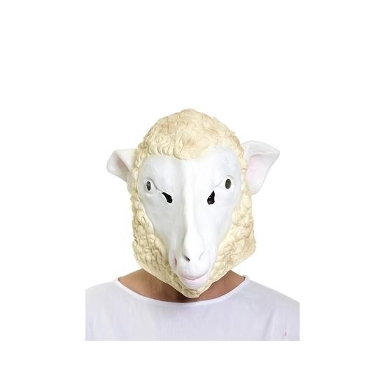 Dierenmasker schaap