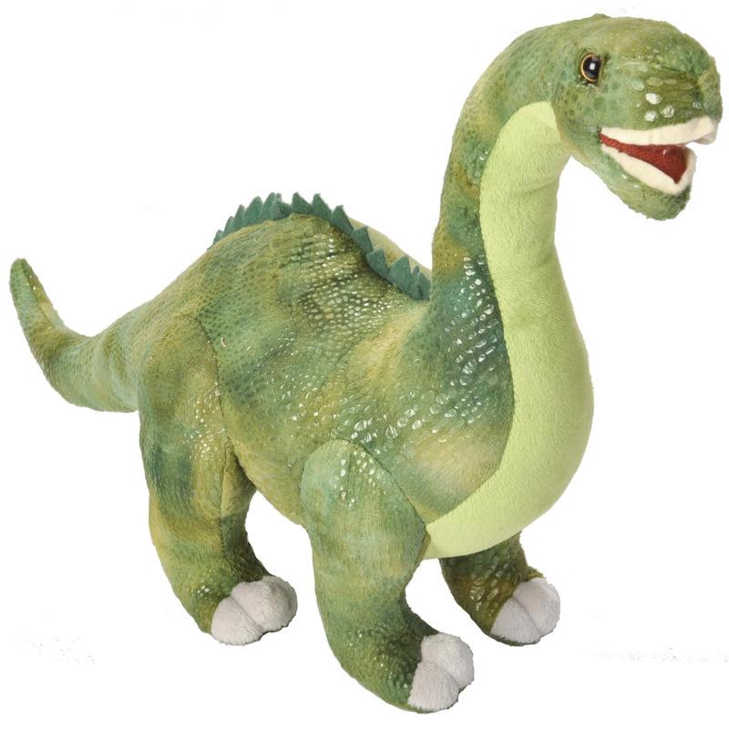 Dino Diplodocus knuffeldier 38 cm pluche