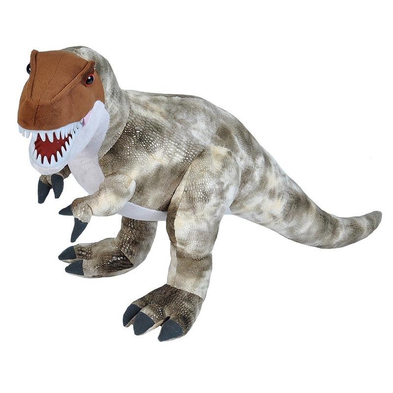 Dino T-Rex knuffeldier 63 cm pluche