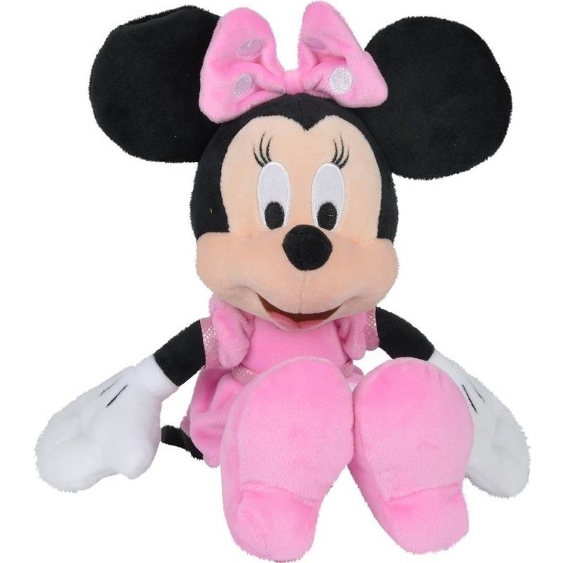 Disney Minnie Mouse knuffels 25 cm knuffeldieren