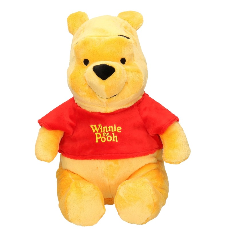 Disney Winnie the Pooh knuffel 43 cm knuffeldieren
