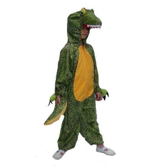 Draken pluchen kostuum voor kids