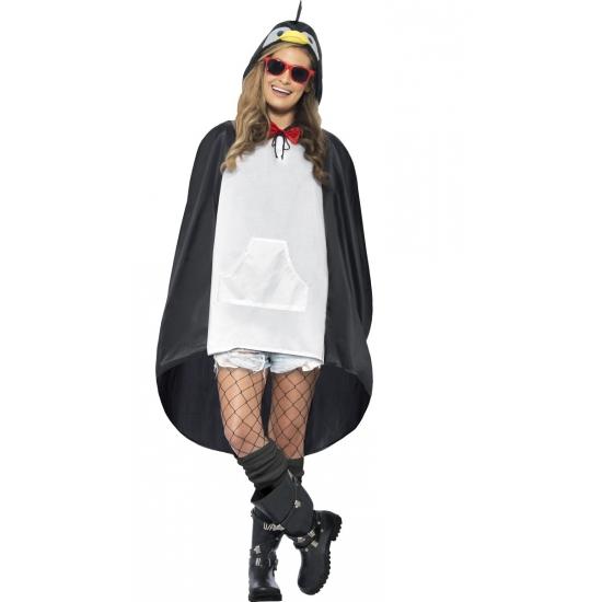 Festival regenponcho pinguin