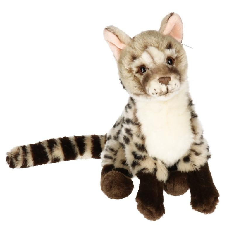 Genet katten knuffeltje 30 cm