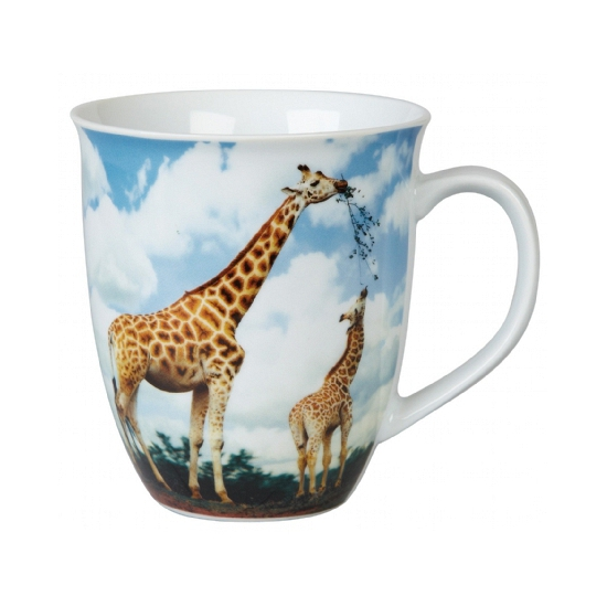Giraffe koffiemok