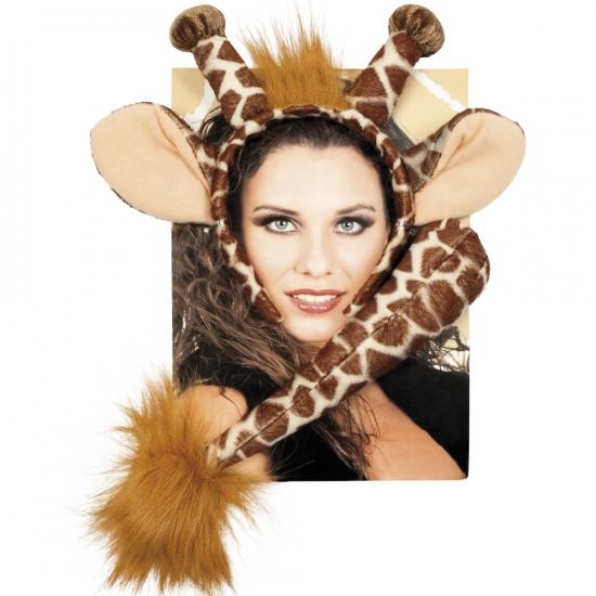 Giraffe setje voor volwassenen