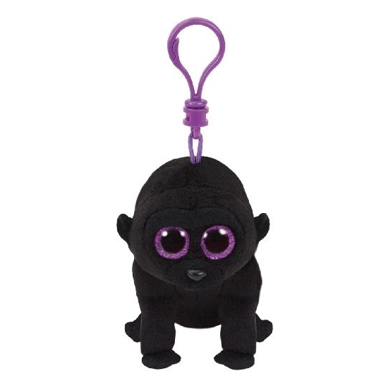 Gorilla sleutelhanger Ty Beanie 12 cm