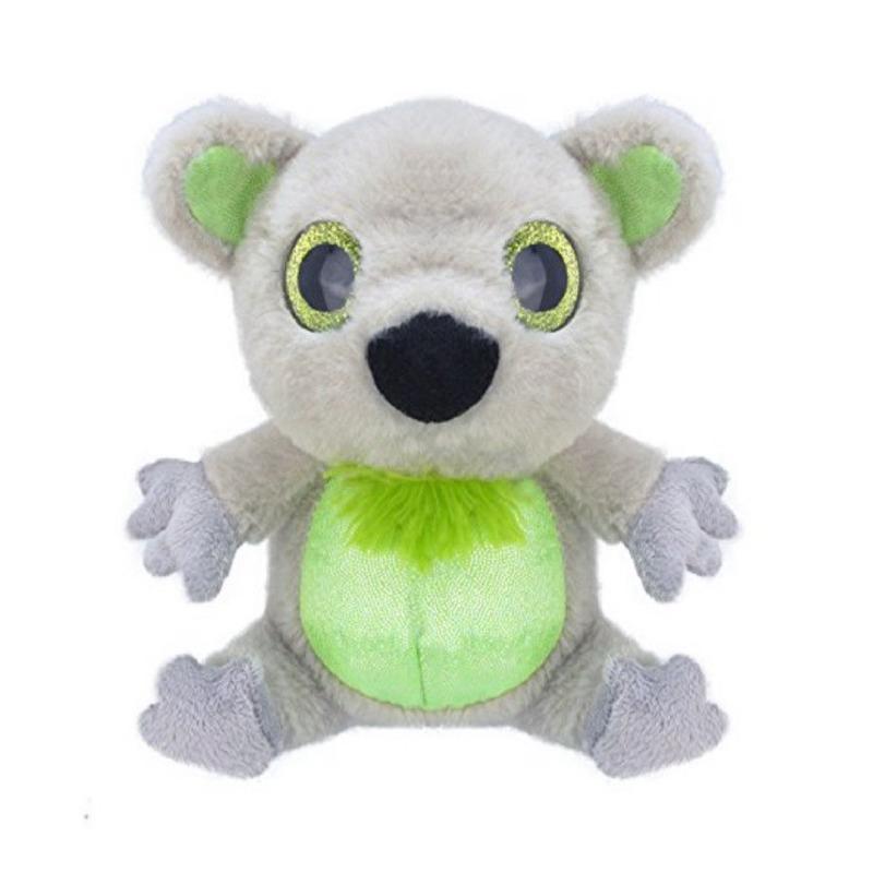 Grijze koala knuffels 15 cm knuffeldieren