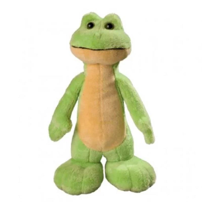 Groene kikkers knuffels 25 cm knuffeldieren