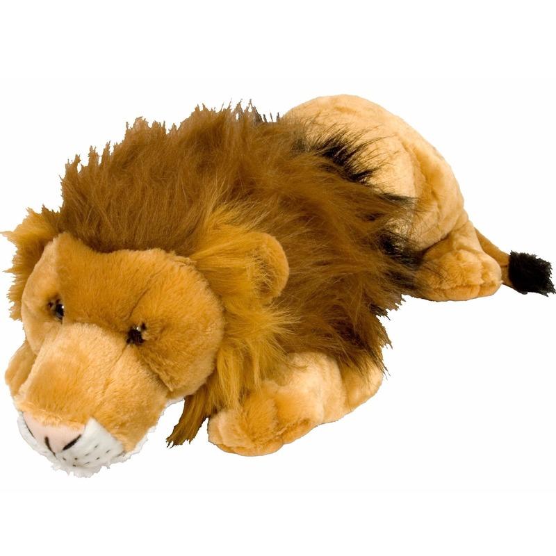 Grote pluche leeuw 76 cm