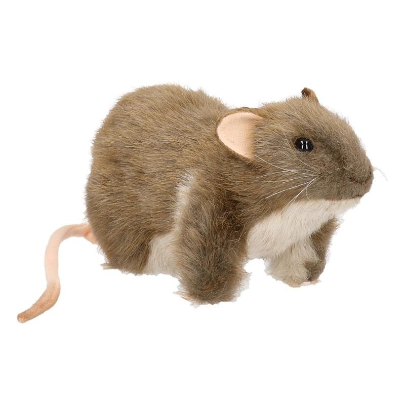 Hansa rat knuffeldier 19 cm