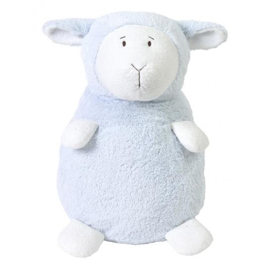 Happy horse pluche blauw lammetje Lammy 35 cm