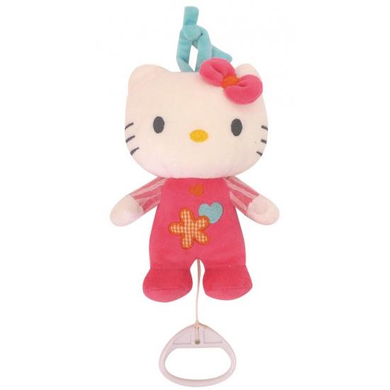 Hello Kitty muziekdoos 19 cm