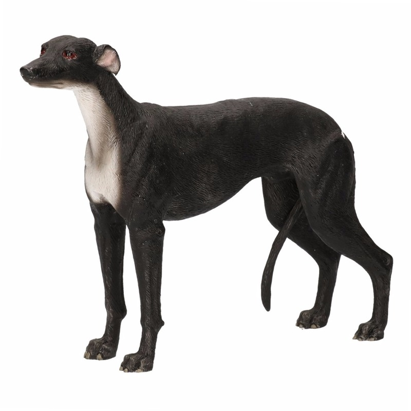 Honden beeldje Windhond 18 cm