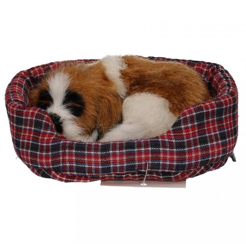 Hondenknuffel Sint Bernard 11 cm