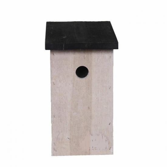 Houten vogel nestkastje 27 cm