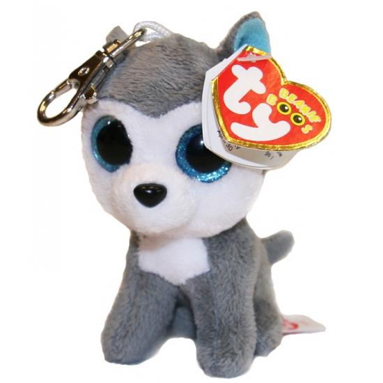 Husky Ty Beanie sleutelhanger 12 cm