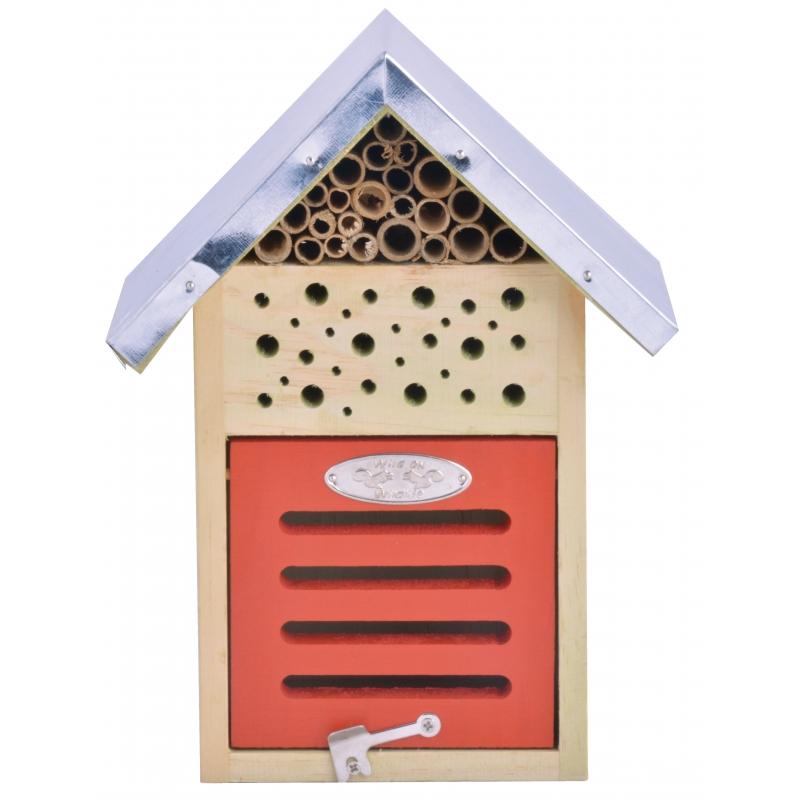Insectenhotel / insectenmuur 24 cm