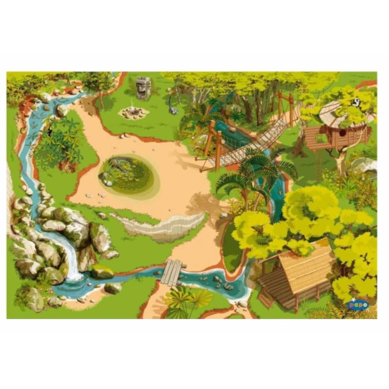 Jungle kleed 95 x 135 cm