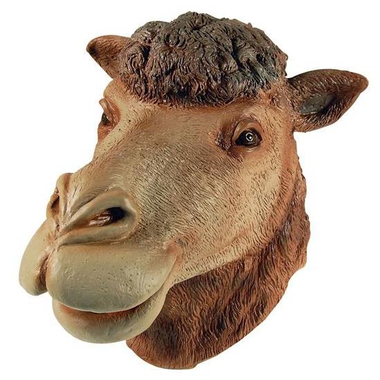 Kamelen masker voor volwassenen