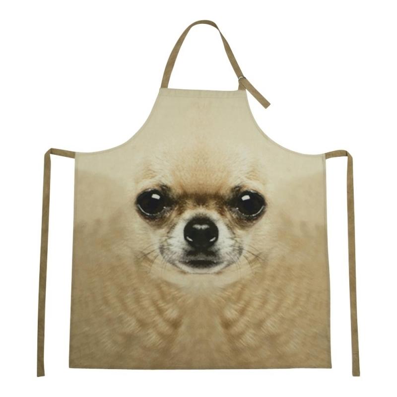 Keukenschort Chihuahua hond