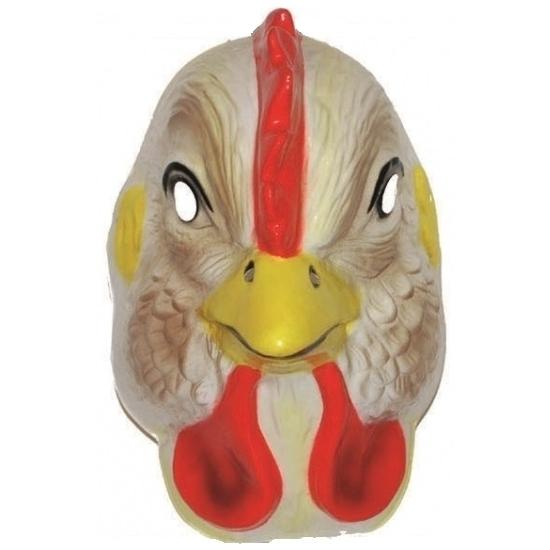 Kippen maskers voor volwassenen
