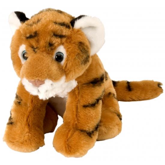 Kleine knuffel tijgers 20 cm