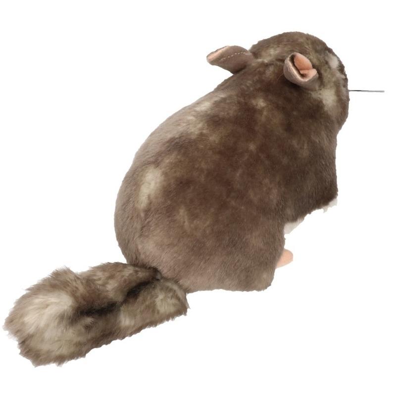 Knuffel chinchilla 23 cm