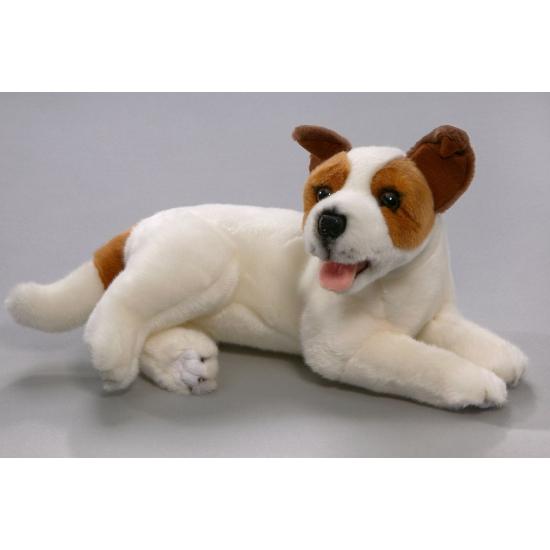 Knuffel Jack Russell hond van 30 cm