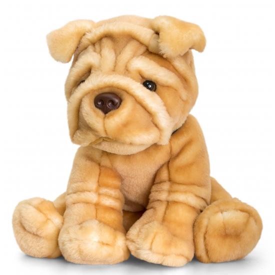 Knuffel Sharpei puppy 35 cm